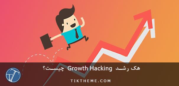 هک رشد Growth Hacking